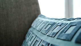 Closeup of cushion Royalty Free Stock Photography