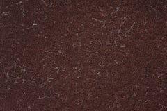 Closeup of dark color carpet textile textured wallpaper Stock Photography