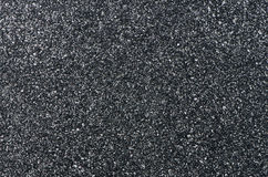Closeup of dark grey granite Royalty Free Stock Images