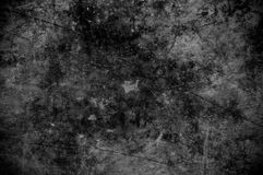 Closeup dark grunge textured wall Stock Photos