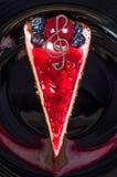 Closeup of a delicious dessert Stock Photography