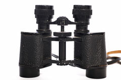 Pair of binoculars Royalty Free Stock Photos