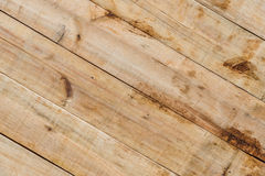 Closeup dirty hardwood plank for background Stock Photo