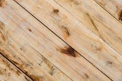 Closeup dirty hardwood plank Royalty Free Stock Photography