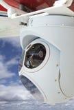 Closeup of Drone Camera and Sensor Pod Module Stock Images
