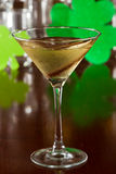 Dublin apple martini Royalty Free Stock Photos