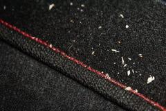 Dust in car Stock Photos