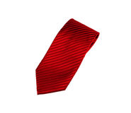 Closeup of an elegant tie Royalty Free Stock Photo