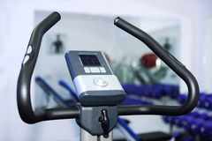 Elliptical trainer Royalty Free Stock Image