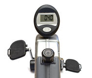 Exercise bike Royalty Free Stock Photography