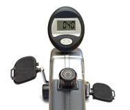 Exercise bike Royalty Free Stock Photography