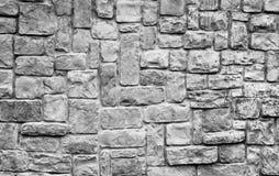 Closeup för stenvägg Royaltyfri Fotografi