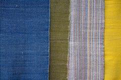 Closeup fabric. Royalty Free Stock Photo