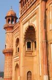 Closeup of facade of Safdarjung Tomb, New Delhi, India Royalty Free Stock Image
