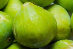 Closeup of a fig Stock Photo