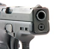Closeup firegun Royalty Free Stock Photography