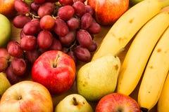 Closeup of Fresh Fruit Stock Photography