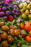 Fruit for Sale Royalty Free Stock Photo