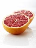 Closeup of Fresh grapefruit. Shot in studio Royalty Free Stock Images