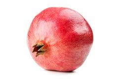 Closeup of fresh pomegranate Royalty Free Stock Photos
