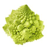 Closeup of fresh romanesco cauliflower Stock Image