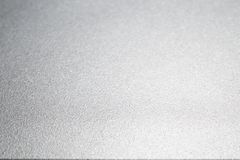 Closeup of frosted glass texture Stock Image