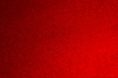 Closeup of frosted glass texture Stock Photography
