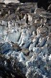 Closeup of glacier Stock Image