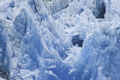 Closeup Of Glacier Ice Royalty Free Stock Images