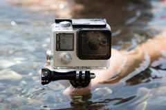 Closeup ?????? GoPro Royalty Free Stock Photo