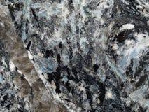 Closeup of a granite. Stone slab, background stock photo