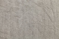 Closeup gray shirt fabric texture Royalty Free Stock Photo