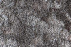 Closeup a grey carpet Royalty Free Stock Image
