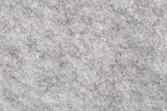 Closeup grey color Thermal Insulator. Stock Photo