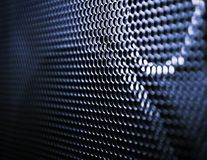 Closeup grunge speaker grill Royalty Free Stock Photo