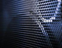 Closeup grunge speaker grill Royalty Free Stock Photo