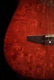 Closeup of guitar Stock Images