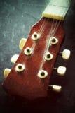 Closeup of guitar Royalty Free Stock Photos