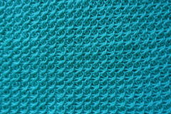 Closeup of handmade knitwork from above. Close up of handmade knitwork from above Royalty Free Stock Images