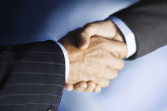 Closeup Of Handshake Stock Photos