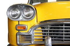 A closeup of the headlight Royalty Free Stock Image