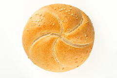 Closeup of healthy wholemeal rolls Royalty Free Stock Photo