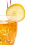 Closeup of iced tea Stock Photos