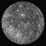 Moon Royalty Free Stock Photos