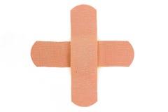 Closeup image of  bandage Stock Images