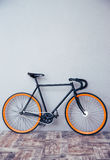 Closeup image of a bicycle Royalty Free Stock Image