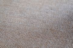 Closeup image of a vintage brown carpet texture. Closeup image of carpet texture royalty free stock photography