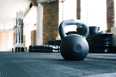 Closeup image of a fitness equipment Stock Photography