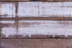 Closeup image of old color hardwood plank for background use Royalty Free Stock Photo