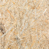 Closeup image of pressed wood texture. Background Royalty Free Stock Images